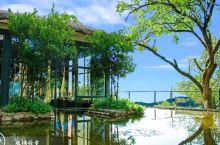 阆中超美田园玻璃房民宿院落,独享山林间静谧的生活丨欢墅