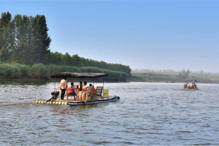 沭河古道風景區3