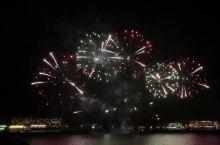 #瓜分10000元#洞爷湖的花火之夜