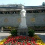 秋瑾烈士纪念碑旅游景点攻略图