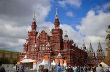莫斯科红场,世界杯前的短暂宁静