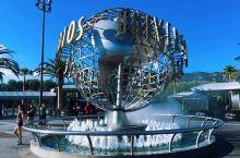 洛杉矶环球影城,一个让我二度打卡的地方。