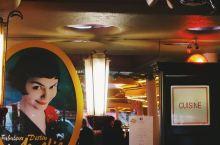 经典法国电影《天使爱美丽》浪漫街区中的双风车咖啡馆