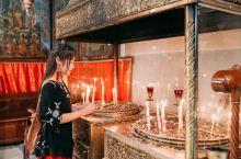 #人文历史# 耶稣的诞生地「巴勒斯坦伯利恒圣诞教堂」