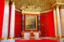 #世界遗产# 俄罗斯最著名的皇宫「沙皇冬宫」