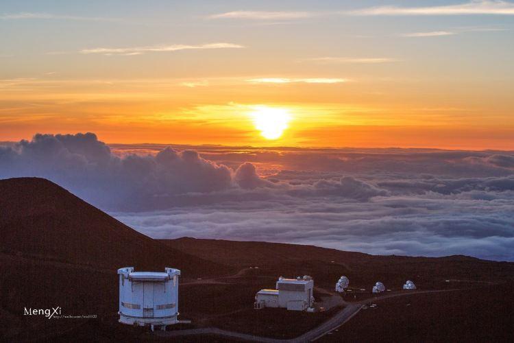 하와이 화산 국립공원1