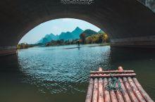阳朔当地必体验特色项目--漓江竹筏
