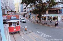 香港游时,你可曾在叮叮车上成为别人眼里的风景?