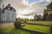 童话里的浪漫城堡:雪瓦尼城堡