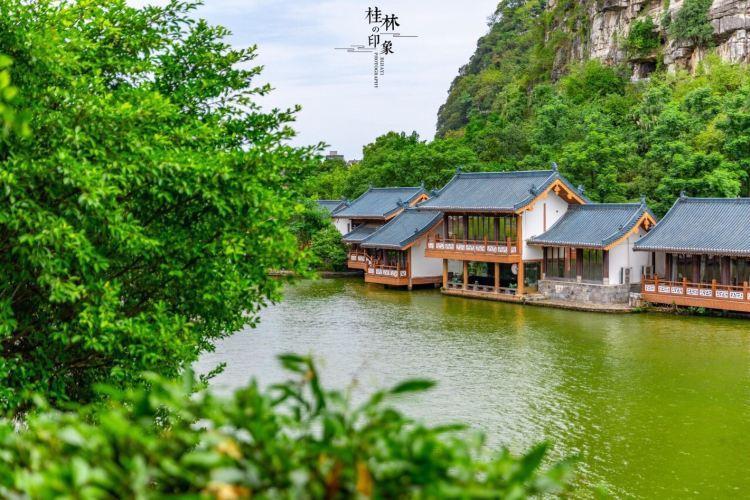 Guilin Mulong Lake4