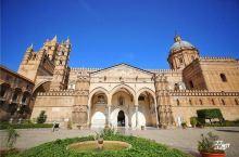 #向往的生活 巴勒莫中心大教堂