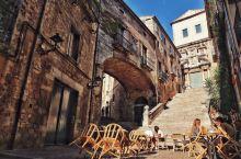 西班牙赫罗纳古镇#向往的生活
