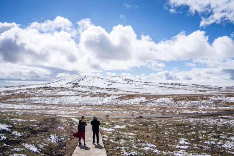 烏蘭哈達火山地質公園2