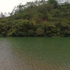 香溪湾旅游景点攻略图