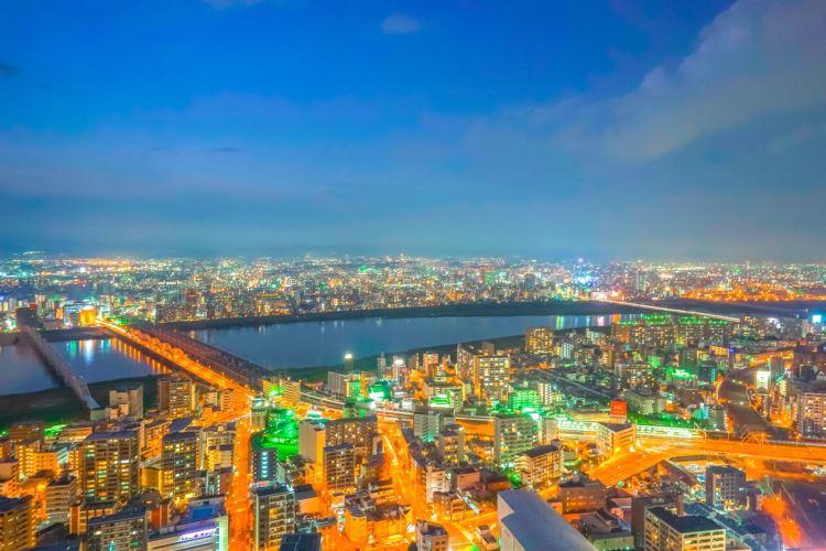 Umeda Sky Building4