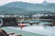 宏村竟然也有那么浪漫的温泉酒店!