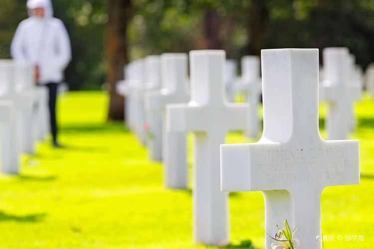 美軍公墓紀念館1