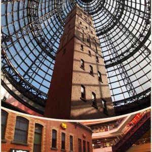 墨尔本中央购物中心旅游景点攻略图
