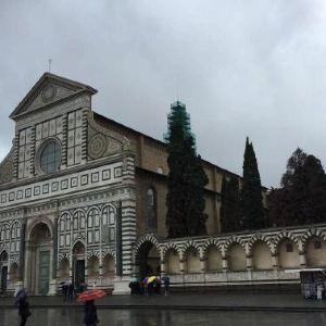 新圣母玛丽亚教堂旅游景点攻略图