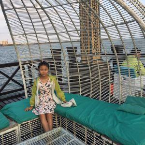 逸龙湾海上书咖旅游景点攻略图
