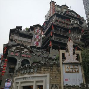 合川区游记图文-母女二人游重庆