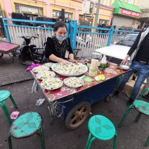 汉人街旅游景点攻略图