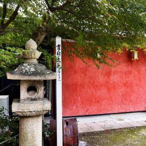 神户北野天满神社旅游景点攻略图