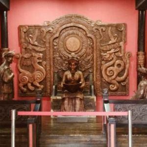 奢香博物馆旅游景点攻略图