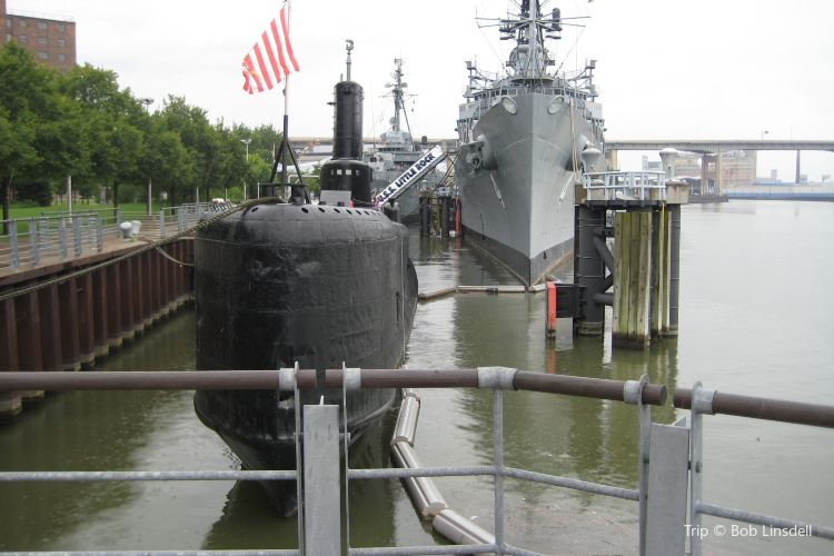 Buffalo Erie county Naval & Military Park1