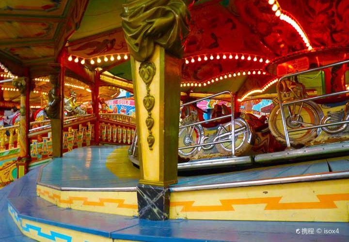 Dingles Fairground Heritage Centre1