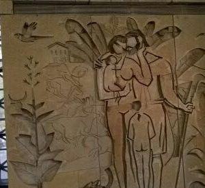 拉美纪念馆旅游景点攻略图