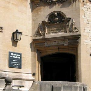 牛津博物馆旅游景点攻略图