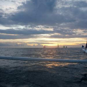长滩岛落日风帆体验旅游景点攻略图