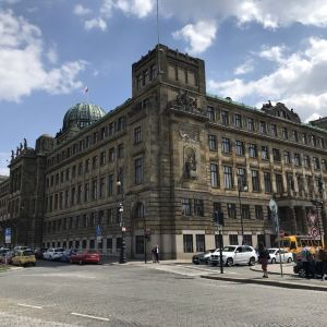 布拉格国家剧院旅游景点攻略图