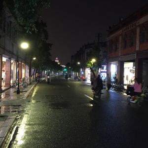 泉州中山街旅游景点攻略图