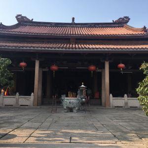 海阳县儒学宫旅游景点攻略图