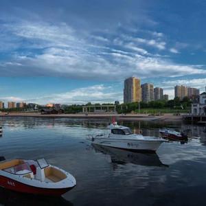 东戴河游记图文-端午节去了一趟东戴河海边