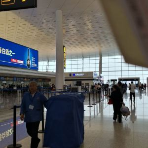天河国际机场旅游景点攻略图