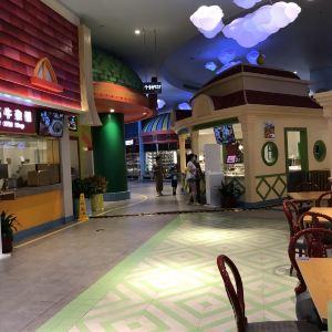 熊猫酒店·自助餐厅旅游景点攻略图