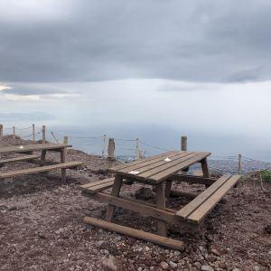 维苏威火山旅游景点攻略图