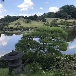 水前寺公园旅游景点攻略图