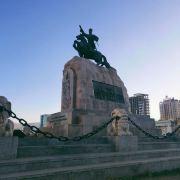 成吉思汗广场旅游景点攻略图