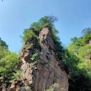 京西十八潭旅游景点攻略图