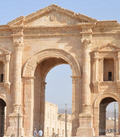 [杰拉什游记图片] 第716回:杰拉什城时空隧道,柱廊神殿穿越古今