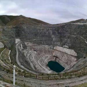 可可托海稀有金属国家矿山公园旅游景点攻略图