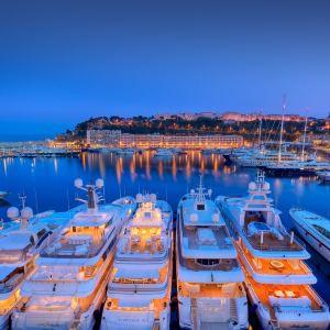 摩纳哥港旅游景点攻略图