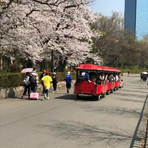 Miraiza Osaka-jo旅游景点攻略图
