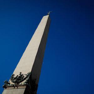 梵蒂冈方尖碑旅游景点攻略图