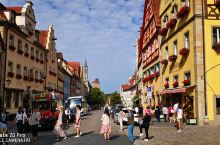 德国旅游的热门地方罗滕堡
