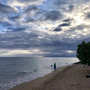 西乐索海滩旅游景点攻略图